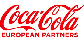 Logo for Coca Cola European Partners